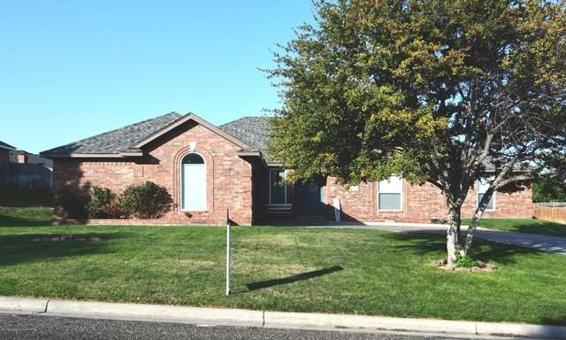 2109 Glenrosa Ln, Amarillo, TX 79124 (#20-6037) :: Keller Williams Realty
