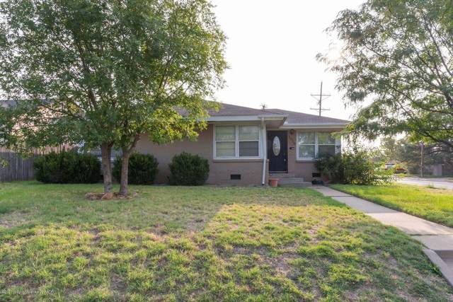 1919 Milam St, Amarillo, TX 79109 (#20-6043) :: Keller Williams Realty