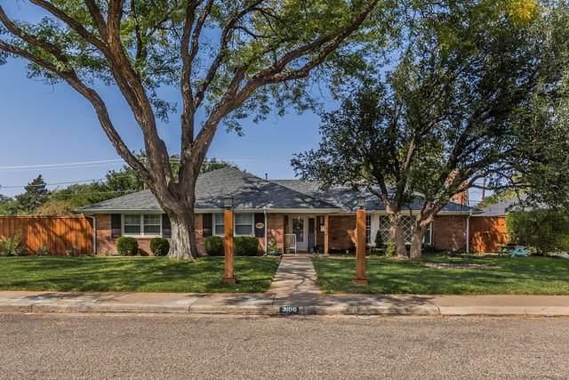 3106 Harmony St, Amarillo, TX 79106 (#20-6051) :: Keller Williams Realty