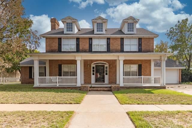 507 Crockett St, Borger, TX 79007 (#20-6052) :: Keller Williams Realty