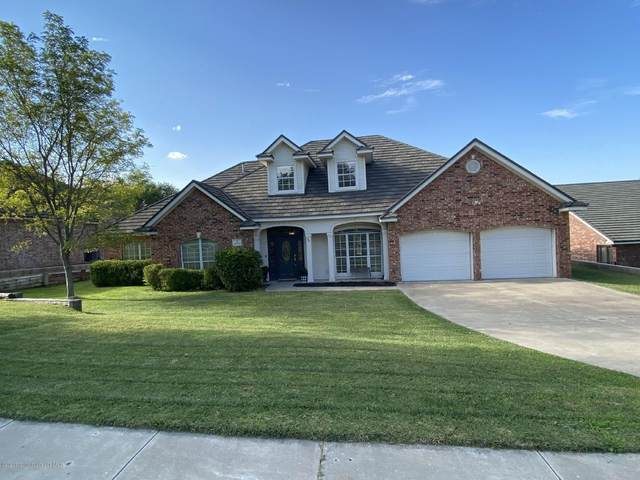 5 Country Club Dr, Amarillo, TX 79124 (#20-6053) :: Lyons Realty