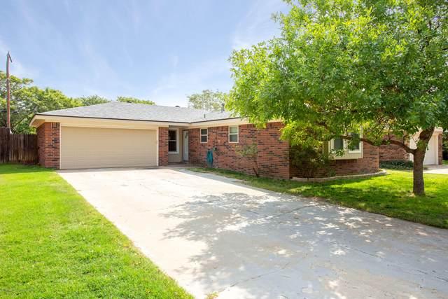 5711 Leigh Ave, Amarillo, TX 79110 (#20-6061) :: Keller Williams Realty