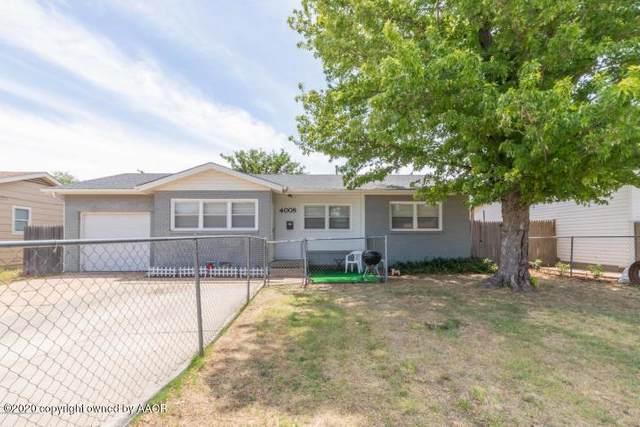 4008 Beaver Dr, Amarillo, TX 79107 (#20-6064) :: Keller Williams Realty
