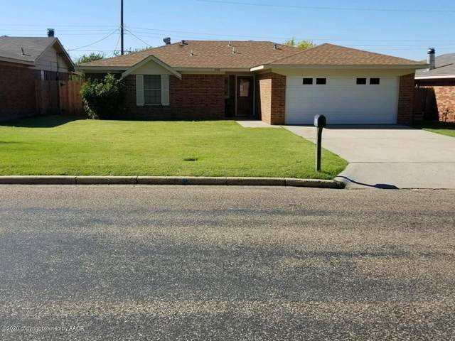 115 Avalon St, Borger, TX 79007 (#20-6070) :: Keller Williams Realty