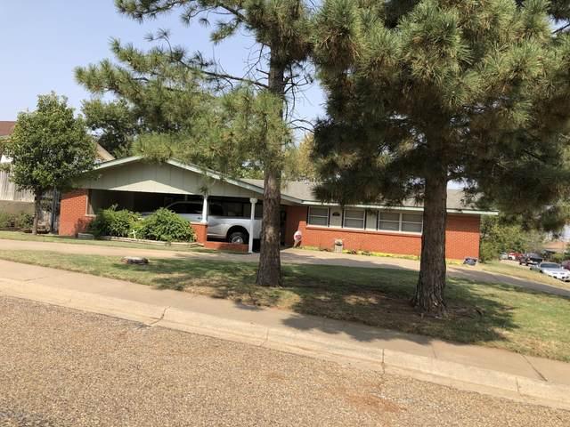 417 Baylor St, Borger, TX 79007 (#20-6071) :: Keller Williams Realty
