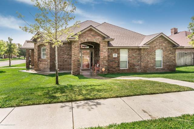 4101 Escondido Pl, Amarillo, TX 79118 (#20-6076) :: Live Simply Real Estate Group