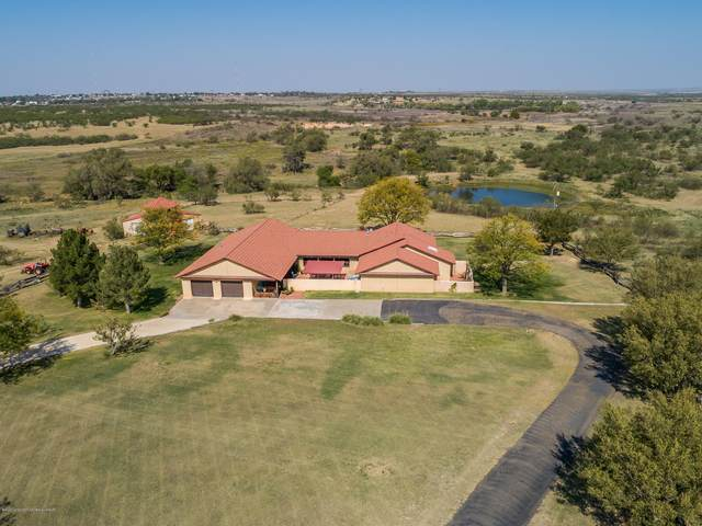 2421 Willow Creek Dr, Amarillo, TX 79108 (#20-6077) :: RE/MAX Town and Country