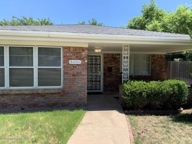 3401 Marion St, Amarillo, TX 79109 (#20-6088) :: RE/MAX Town and Country