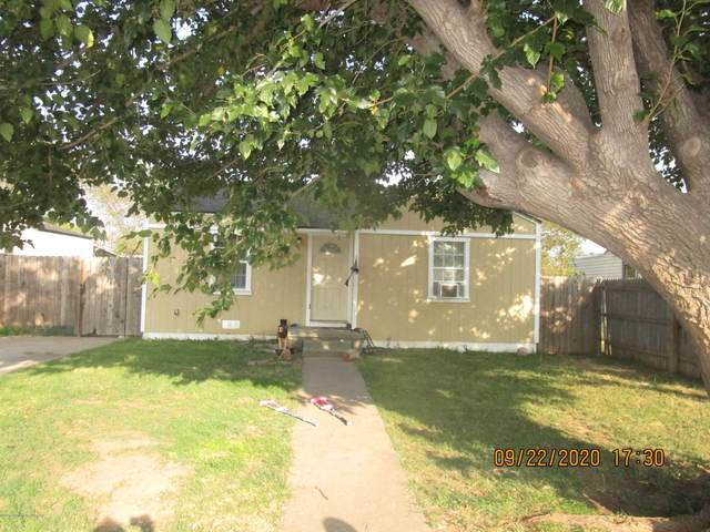 4609 Travis St, Amarillo, TX 79110 (#20-6092) :: Live Simply Real Estate Group