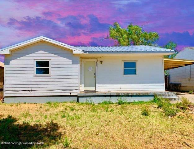 406 Louisiana St, Amarillo, TX 79106 (#20-6102) :: RE/MAX Town and Country