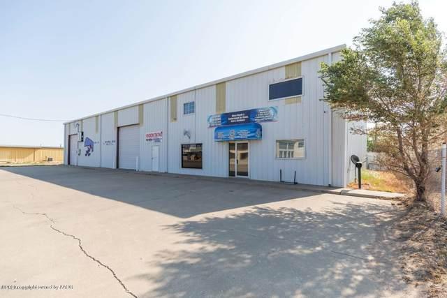 1707 Bliss Ave, Dumas, TX 79029 (#20-6104) :: Keller Williams Realty