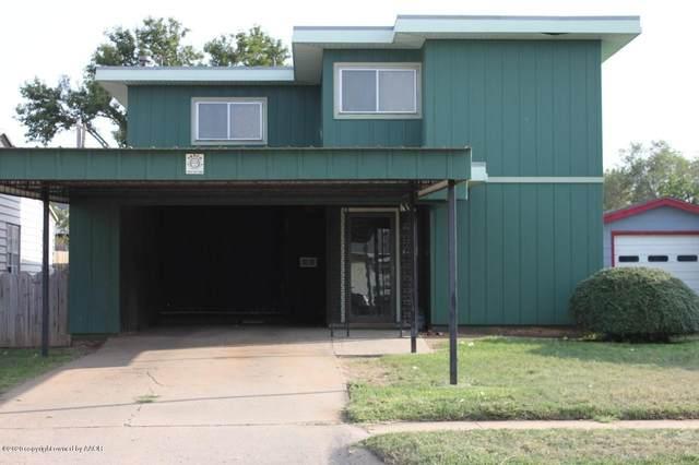 411 Jackson St, Borger, TX 79007 (#20-6111) :: Keller Williams Realty