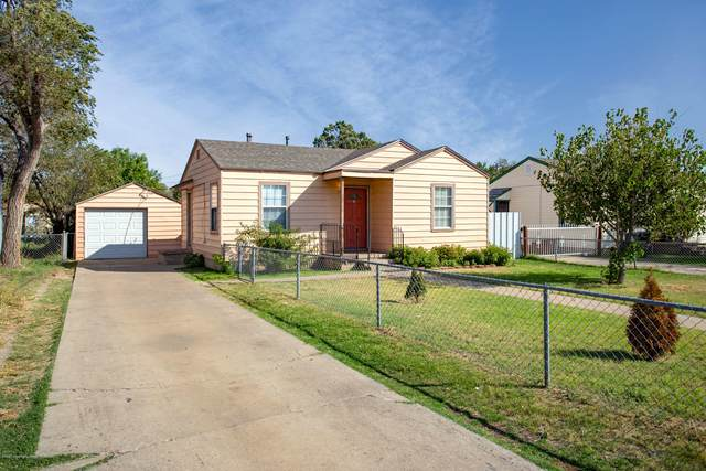 3611 19TH Ave, Amarillo, TX 79107 (#20-6168) :: Live Simply Real Estate Group