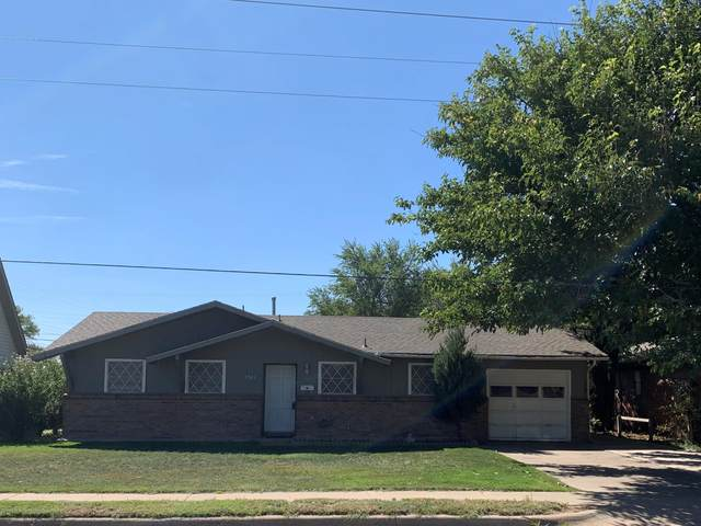 5507 34TH Ave, Amarillo, TX 79109 (#20-6203) :: RE/MAX Town and Country