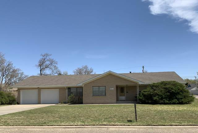 721 Haney St, Spearman, TX 79081 (#20-6209) :: RE/MAX Town and Country