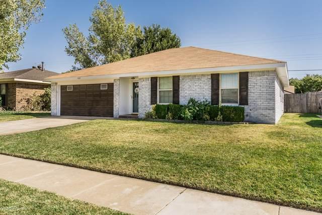 5703 Milam St, Amarillo, TX 79110 (#20-6268) :: Lyons Realty