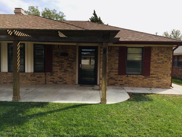 2526 Evergreen, Pampa, TX 79065 (#20-6312) :: RE/MAX Town and Country