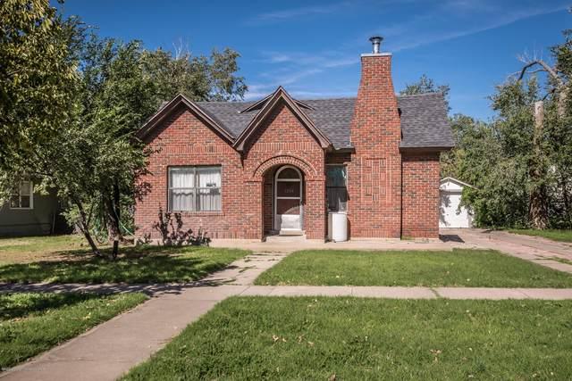 1204 11TH Ave, Amarillo, TX 79102 (#20-6315) :: Keller Williams Realty