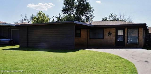 210 Brush St, Borger, TX 79007 (#20-6320) :: Elite Real Estate Group