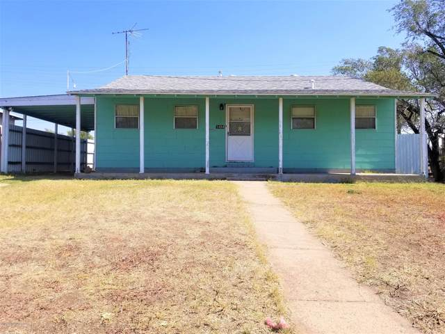 1404 Boyd St, Borger, TX 79007 (#20-6329) :: Elite Real Estate Group