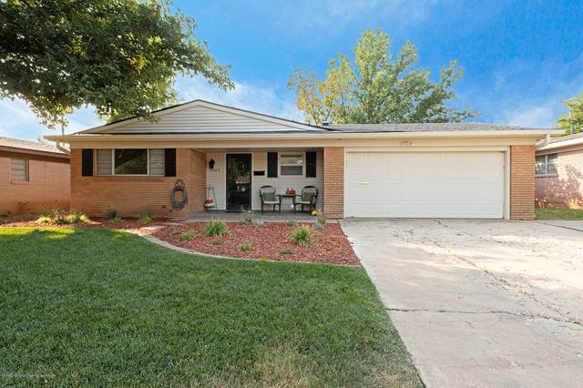 5003 55TH Ave, Amarillo, TX 79109 (#20-6348) :: RE/MAX Town and Country