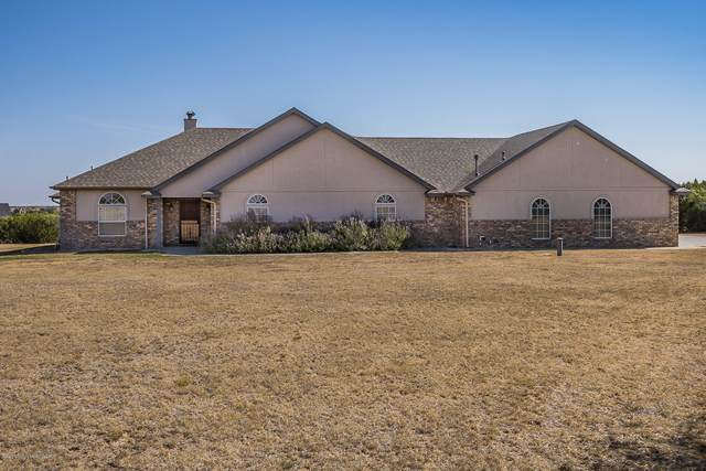315 Arrowhead Pt, Canyon, TX 79015 (#20-6350) :: RE/MAX Town and Country