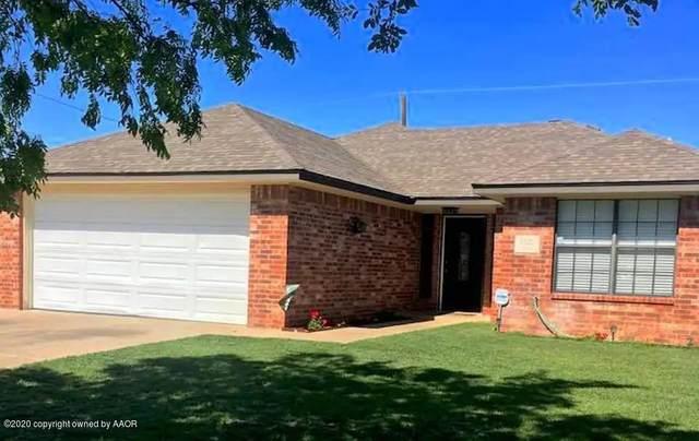 3622 Williams St, Amarillo, TX 79118 (#20-6361) :: Lyons Realty
