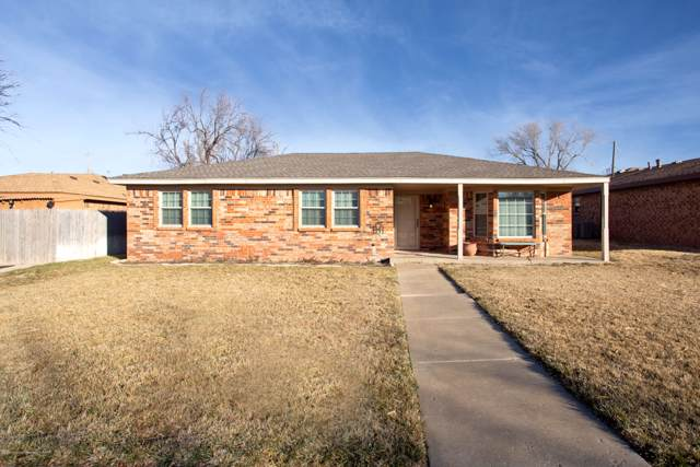 5104 Pin Oak Dr, Amarillo, TX 79110 (#20-638) :: Lyons Realty