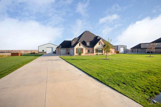 13440 Bluff Ridge Trl, Canyon, TX 79015 (#20-6388) :: RE/MAX Town and Country
