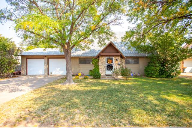 4709 Oregon Trl, Amarillo, TX 79109 (#20-6408) :: RE/MAX Town and Country