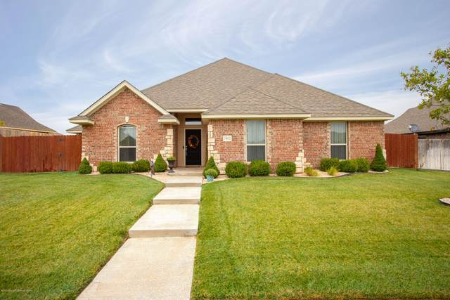 7402 Vail Dr, Amarillo, TX 79118 (#20-6427) :: RE/MAX Town and Country