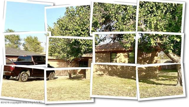 1009 Morton Ave, Dumas, TX 79029 (#20-6437) :: RE/MAX Town and Country