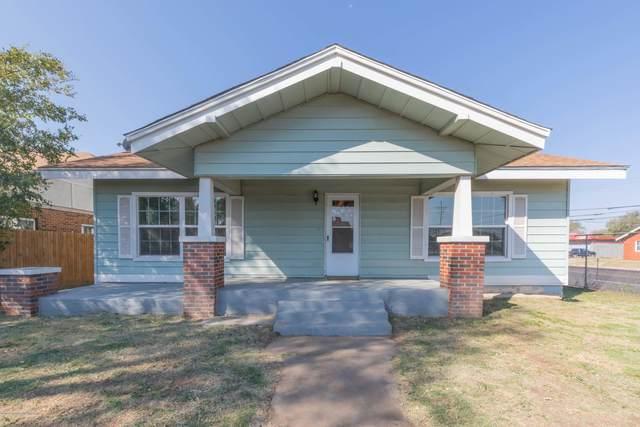 1500 Hughes St, Amarillo, TX 79102 (#20-6454) :: Keller Williams Realty