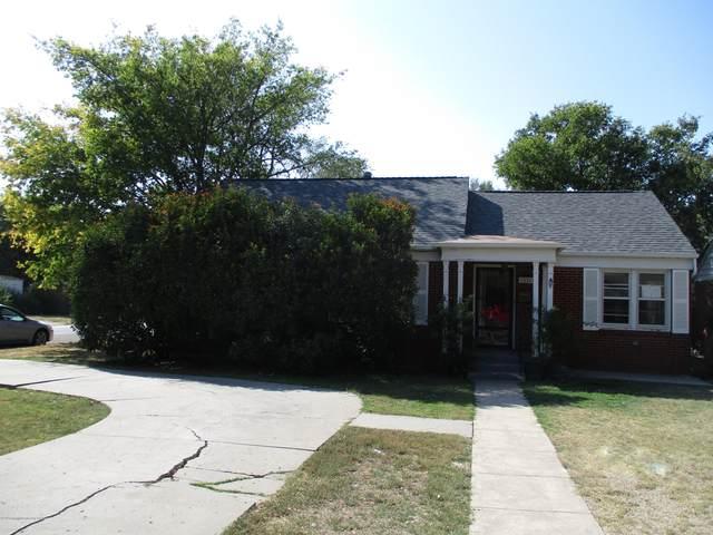 1526 Parker St, Amarillo, TX 79102 (#20-6455) :: Keller Williams Realty