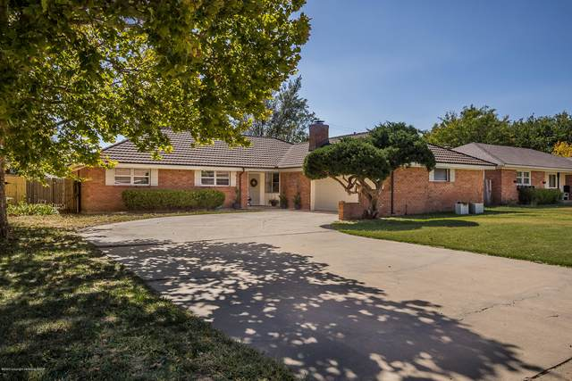 6013 Adirondack, Amarillo, TX 79106 (#20-6458) :: RE/MAX Town and Country