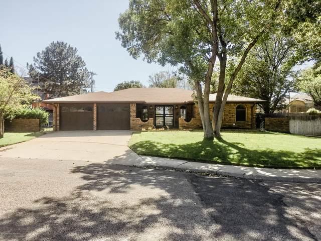1205 Park Pl, Borger, TX 79007 (#20-6475) :: Lyons Realty