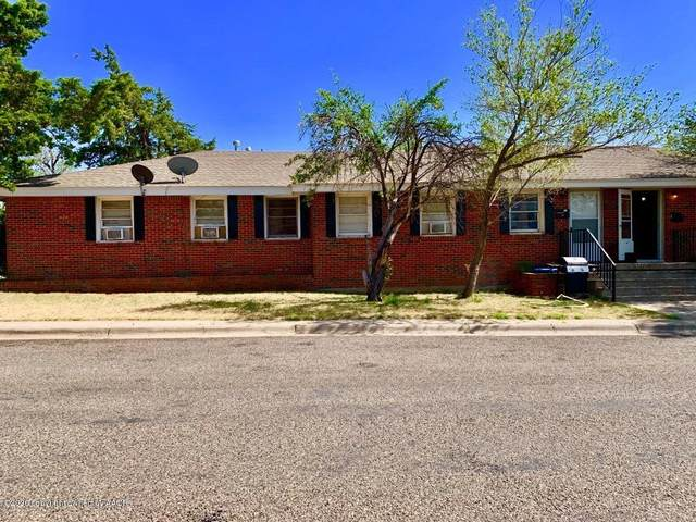 100 Western St, Amarillo, TX 79106 (#20-6512) :: RE/MAX Town and Country