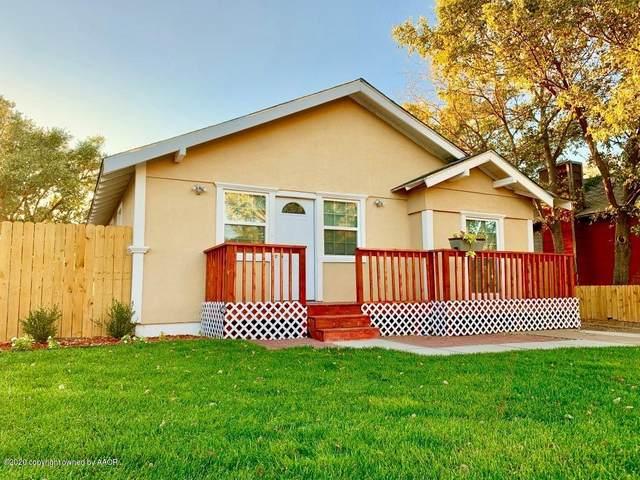 1616 Hayden St, Amarillo, TX 79102 (#20-6528) :: Keller Williams Realty