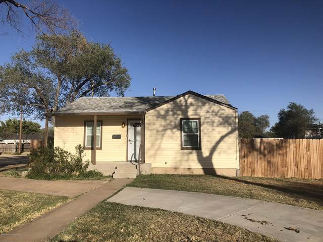 4601 Travis St, Amarillo, TX 79110 (#20-6529) :: RE/MAX Town and Country