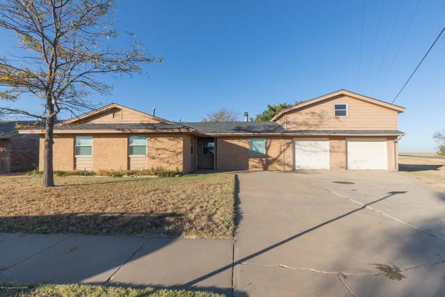 1611 Oak, Panhandle, TX 79068 (#20-6535) :: RE/MAX Town and Country