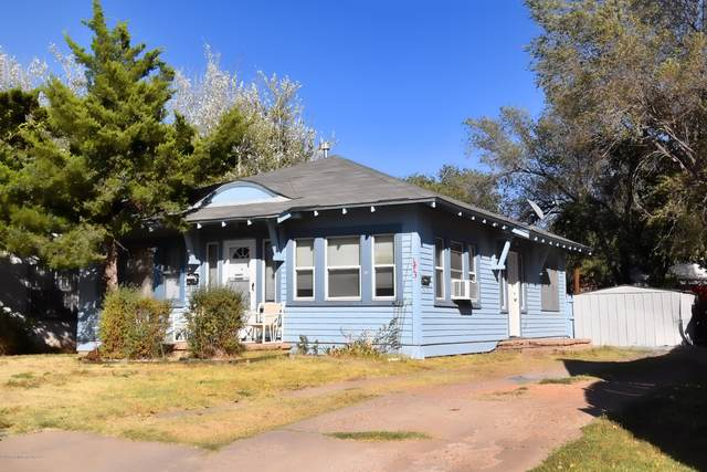 1413 Ong St, Amarillo, TX 79102 (#20-6540) :: RE/MAX Town and Country