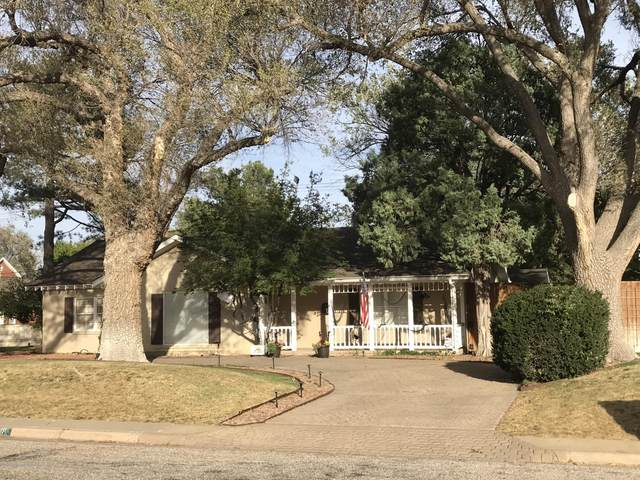 1601 Fannin St, Amarillo, TX 79102 (#20-6564) :: Keller Williams Realty