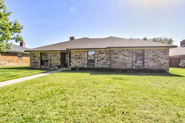 5103 Black Oak Dr, Amarillo, TX 79110 (#20-6585) :: Elite Real Estate Group