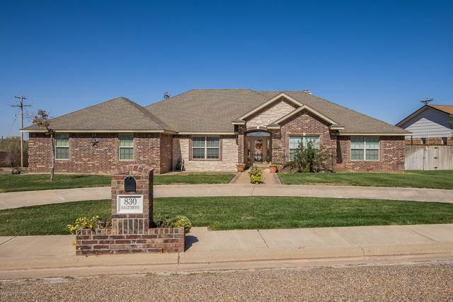830 Baltimore, Hereford, TX 79045 (#20-6592) :: Lyons Realty