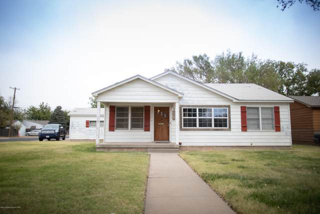 4401 Lipscomb St, Amarillo, TX 79110 (#20-6600) :: RE/MAX Town and Country
