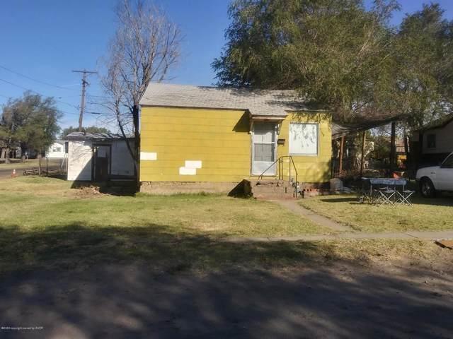 200 Oak St, Borger, TX 79007 (#20-6606) :: Lyons Realty