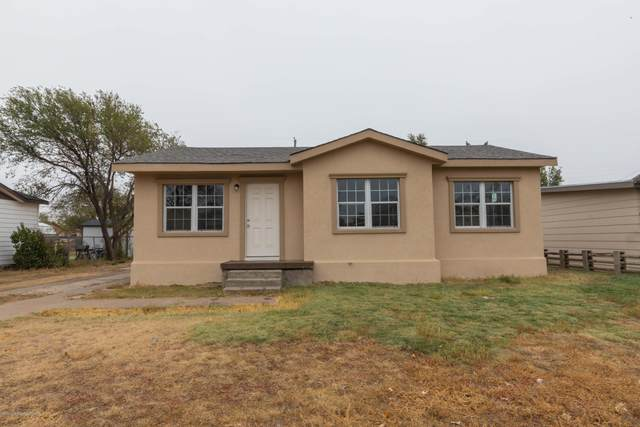 2110 Roosevelt St, Amarillo, TX 79116 (#20-6616) :: RE/MAX Town and Country