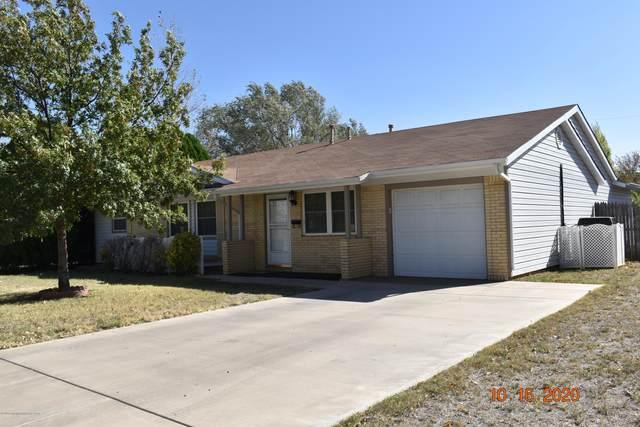 508 11TH Ave, Canyon, TX 79015 (#20-6627) :: Lyons Realty