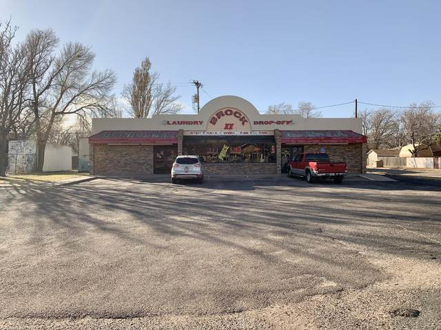 1400 Washington, Amarillo, TX 79102 (#20-6628) :: Keller Williams Realty