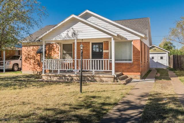 3618 Hughes St, Amarillo, TX 79110 (#20-6648) :: RE/MAX Town and Country